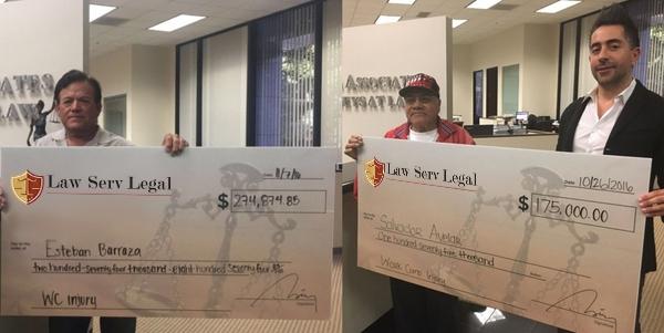 Abogados de Compensacion al Trabajador en Los Angeles California